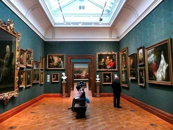 Националната галерия в Лондон