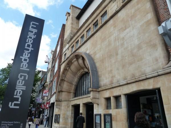 Whitechapel Gallery Лондон