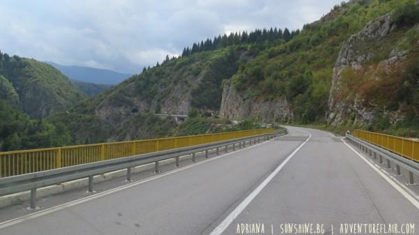 До Черна гора с кола