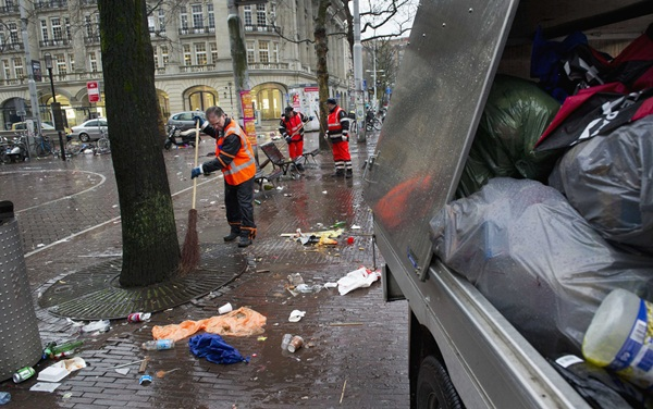 amsterdam cleaners